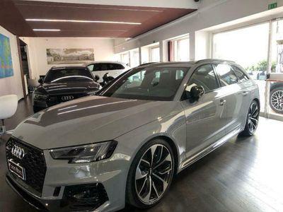 "usata Audi RS4 RS4Avant 2.9 TFSI quattro tip- 20""- iva-full"