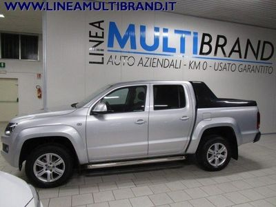 käytetty VW Amarok 2.0 TDI 180 CV 4MOTION Automatico Pdc Plus