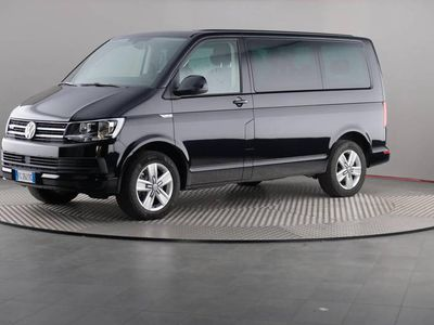usata VW Multivan 2.0 Tdi 110kw Dsg 4motion Comfortline