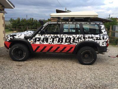 usata Nissan Patrol GR 2ª serie - 2002
