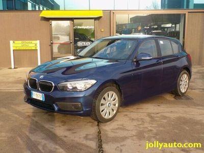 usata BMW 116 Serie 1 d 5p. usato