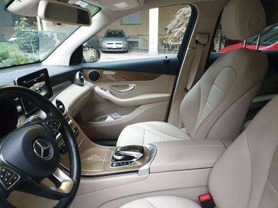 usata Mercedes GLC220 d 4Matic Coupé Exclusive