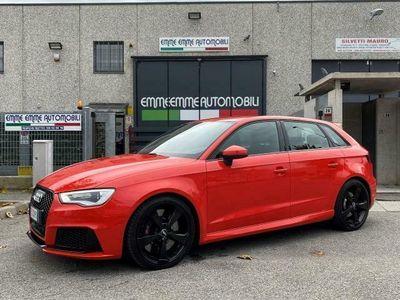 usata Audi RS3 SPB 2.5 TFSI quattro S tronic SCARICO RS NAVI!