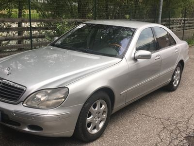 used Mercedes S320 S 320 CDI 4Matic