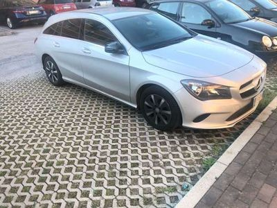 usata Mercedes CLA180 d S.W. Automatic Business