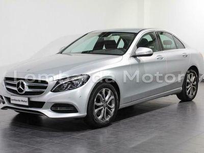 używany Mercedes C220 d (BT) Premium auto