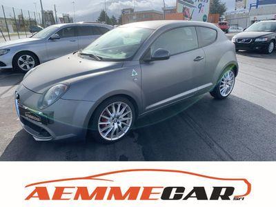 usata Alfa Romeo MiTo 1.4 TCT 170 CV M.air Quadrifoglio
