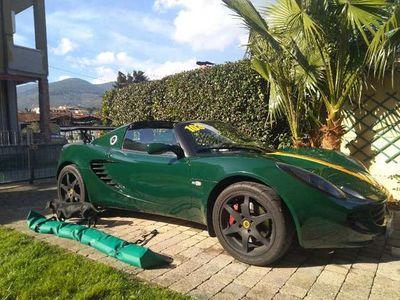 usata Lotus Elise racing