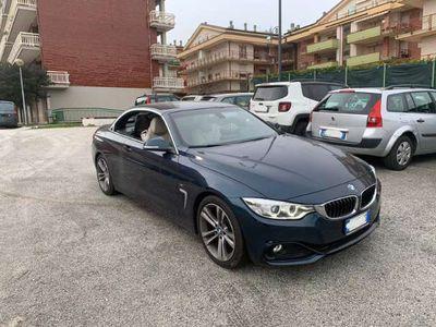 usata BMW 428 Serie 4 Cabrio(F33) Cabrio Sport