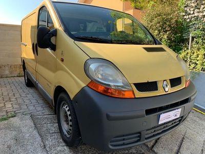 usata Renault Trafic 1.9cc 100cv Meccanica Perfetta