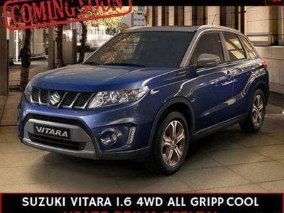 used Suzuki Vitara 1.6 VVT 4WD All Grip V-Cool Bianzone