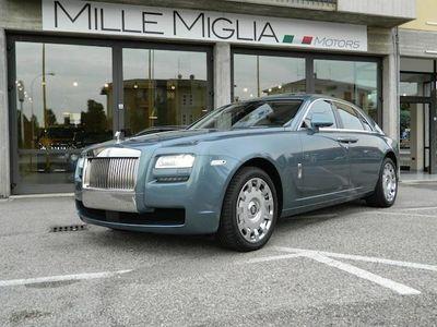 usata Rolls Royce Ghost 6.6 - ACC-Tetto-Tv-Head-up D. Full