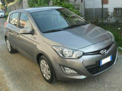 usata Hyundai i20 1.1 CRDI 75cv X NEOPATENTATI 12/'13