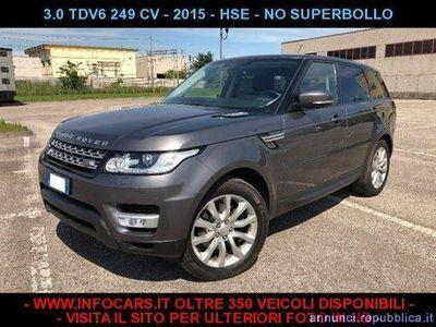 usata Land Rover Range Rover 3.0 TDV6 249 cv HSE Este