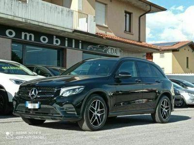 usata Mercedes GLC220 4Matic PREMIUM AMG Pari al