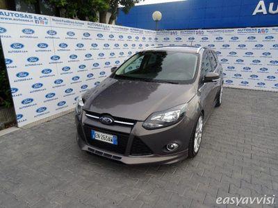brugt Ford Focus 2.0 TDCi 163 CV SW Sport