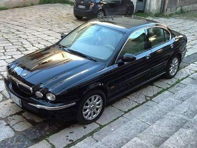 usata Jaguar X-type 2.5 V6 24V cat Executive GPL