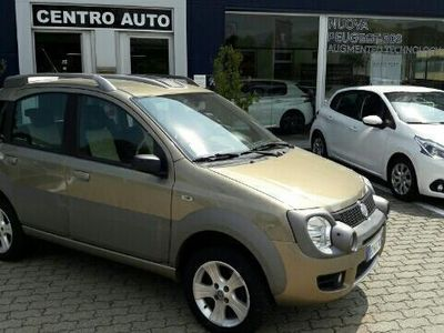gebraucht Fiat Panda Cross 1.3 MJT 16V 4x4