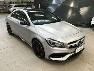 usata Mercedes CLA45 AMG 45 AMG 4matic 381cv auto