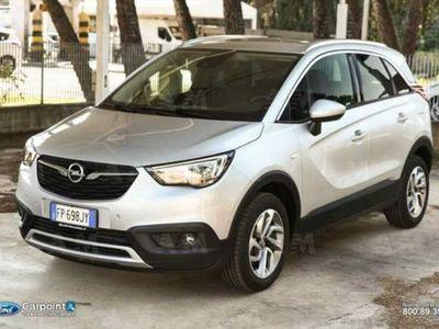 used Opel Crossland X GPL 12V Innovation nuova a Roma
