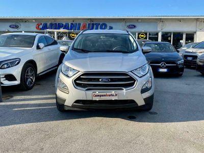 usata Ford Ecosport 1.0 EcoBoost 125 CV- full optional con NAVI-