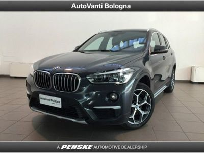 second-hand BMW X1 xDrive 18d xLine