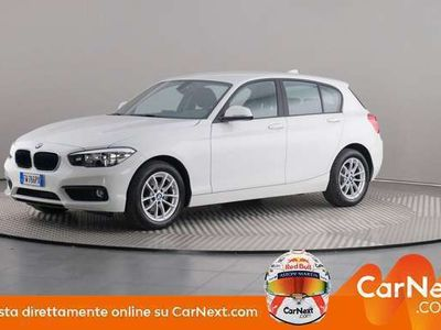 usata BMW 116 1 Serie D Advantage