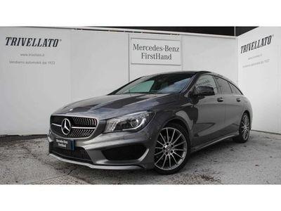 usata Mercedes CLA200 CDI SW Automatic Premium