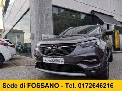 usata Opel Grandland X 2.0 diesel 177cv Autom Ultimate SEDE DI FOSSANO