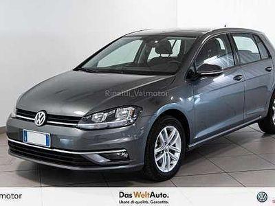 usata VW Golf VII 1.6 TDI 115CV DSG 5p. Business Blu