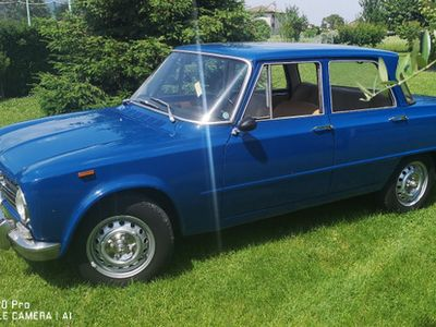 brugt Alfa Romeo Giulia 1300 SUPER (BLU FRANCIA)