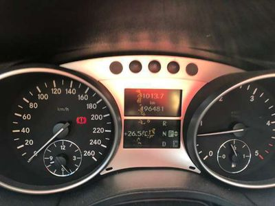 usata Mercedes R280 CDI cat 4Matic Sport