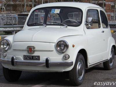 gebraucht Fiat 600D (1966) completamente originale benzina