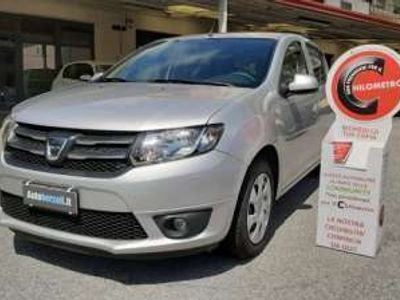 usata Dacia Sandero 1.2 GPL 75CV Lauréate KM CERTIFICATI