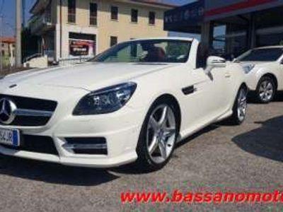 usata Mercedes SLK200 BlueEFFICIENCY Premium AMG