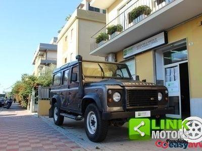 brugt Land Rover Defender 110 2.5 Td5 S.W. S