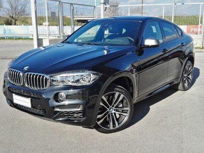 usado BMW X6 M50d usato