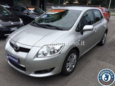 begagnad Toyota Auris AURIS1.4 d-4d Sol 5p