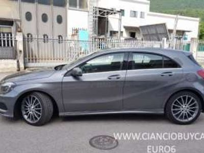 usata Mercedes A220 CDI Automatic 4Matic Premium 1proprietario Diesel