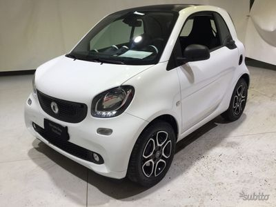 brugt Smart ForTwo Coupé Fortwo90 0.9 Turbo twinamic Youngste