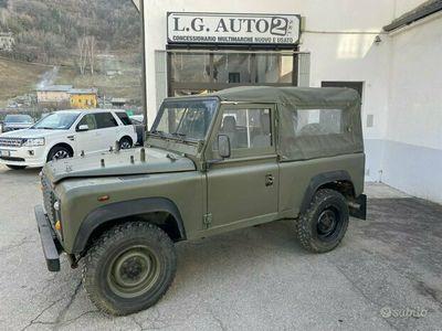 usata Land Rover Defender 90 2.5 300 EX MILITARE