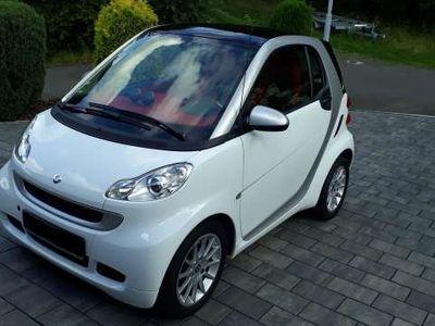 usata Smart ForTwo Cabrio 800 pulse cdi