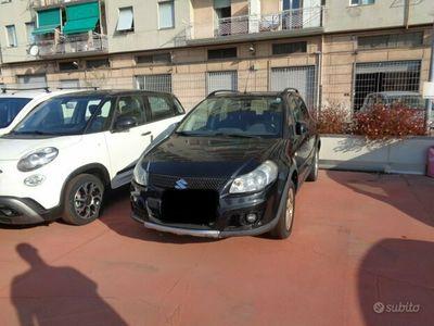usata Suzuki SX4 gpl 1.6 4x4 nuova 11