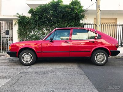 usado Alfa Romeo Alfasud 1300 Super ASI -1982