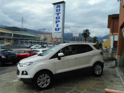 used Ford Ecosport Escort1.5 td TITANIUM - Ok N