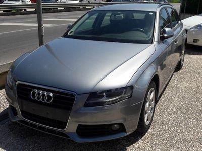usata Audi A4 2.0 tdi 143cv automatica - 2009
