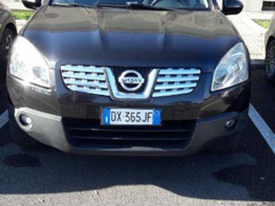 brugt Nissan Qashqai 1.6 benzina GPL