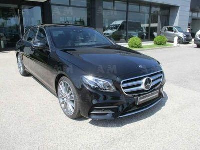 usata Mercedes E400 Classe4Matic Auto Premium Plus nuova a Susegana