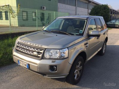 brugt Land Rover Freelander 2 Freelander 2.2 SD4 S.W. S