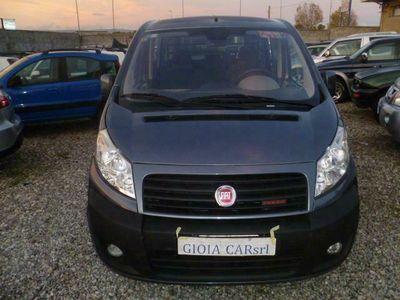 usata Fiat Scudo autocarro 5 posti - 2008